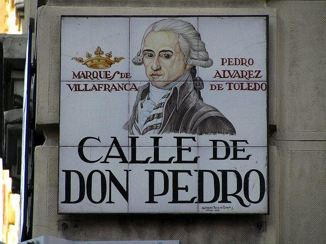 Calle de Don Pedro, madrid | Flickr: Intercambio de fotos