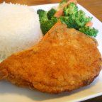 This deep fried seasoned pork chop recipe is awesome. It results in a nice dish that makes a good food for lunch or dinner