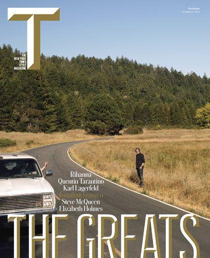 Jonathan Franzen's Crackling Genius - The New York Times