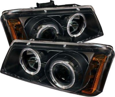 2003-2007 Chevrolet Silverado 1500 Headlight Spyder Chevrolet Headlight 5009456 03 04 05 06 07