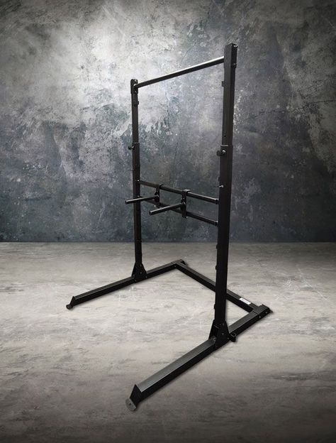 dragon door bodyweight master free standing pull up bar pipe build