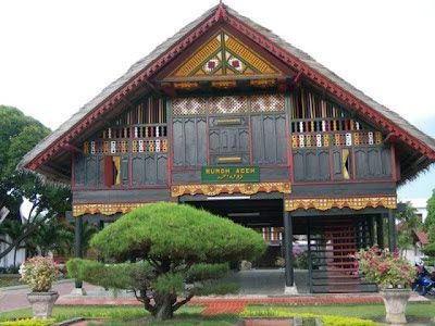 Rumah Aceh : Rumoh Aceh
