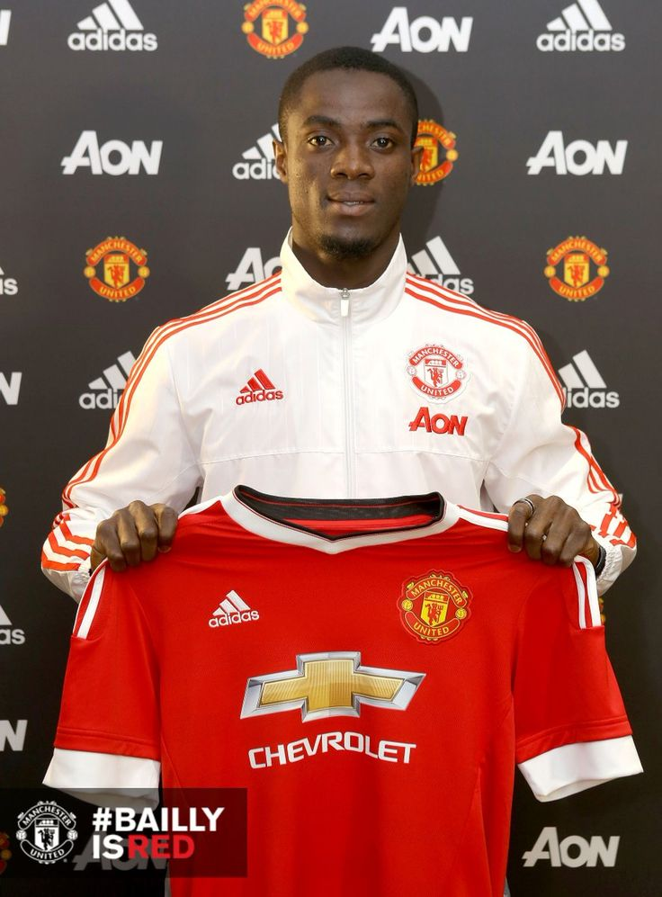 It's official! We've signed @EricBailly24, subject to a work permit