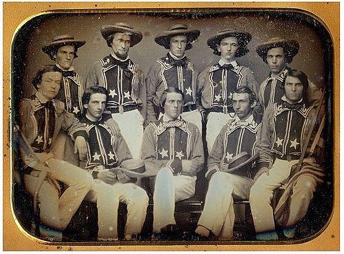 (1854) Yale University Rowing Crew