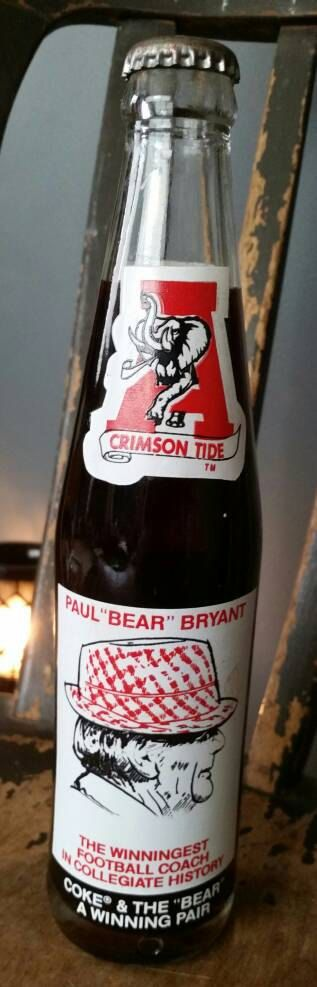 Check out this item in my Etsy shop https://www.etsy.com/listing/386914246/vintage-1980-alabama-crimson-tide-paul