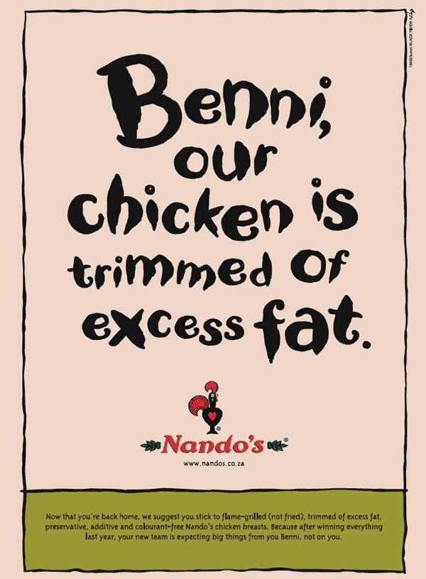 Benni's fat flab