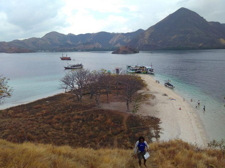 Pulau Kelor, Labuan Bajo, NTT - Indonesia.