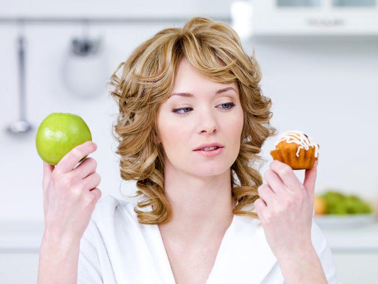 Sé realista, cambia tus hábitos poco a poco, mejora tu dieta a largo plazo.
