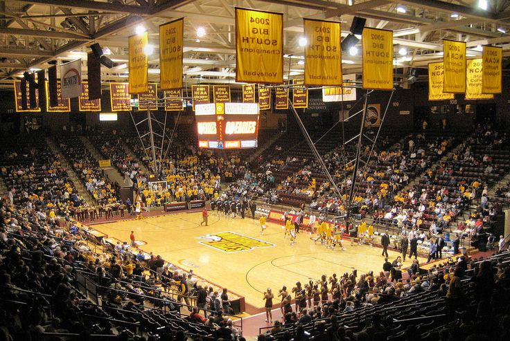 Best Small Arenas Sports In General Chris Creamer's