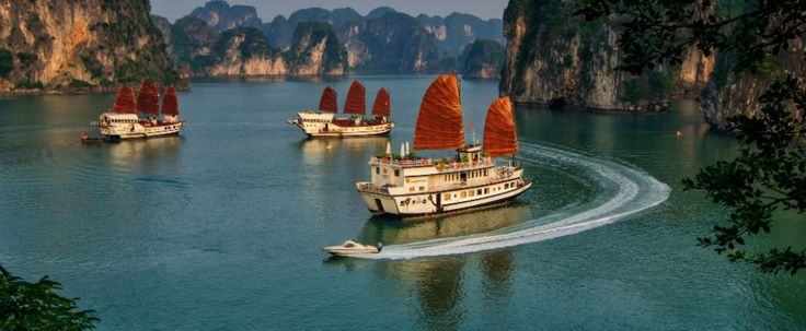 Cruise Bai Tu Long Bay, a little touch of paradise - Tour on the Dragon's Pearl