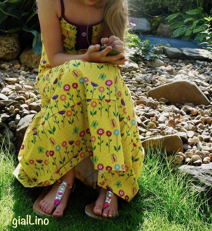 Gelbe Sommerliebe, die Drahtzieherin, Alles für Selbermacher