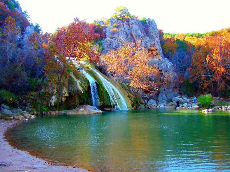 Turner Falls Park, The Largest Waterfall in Oklahoma