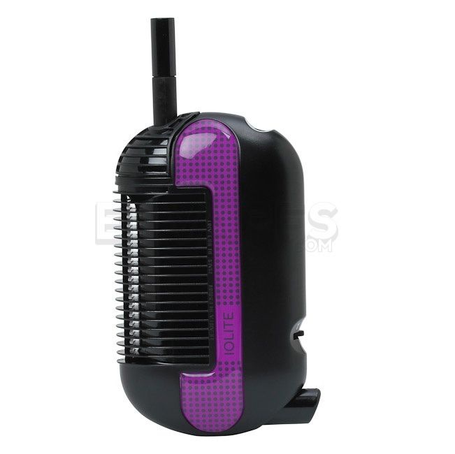 Iolite vaporizer in purple. http://ezvaporizers.com/portable-vaporizers/iolite-2-0/prod_658.html