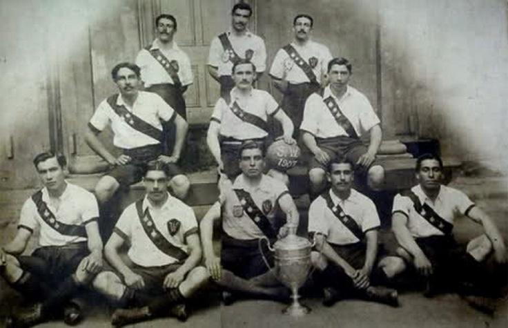 Santiago Wanderers de Valparaiso, 1907