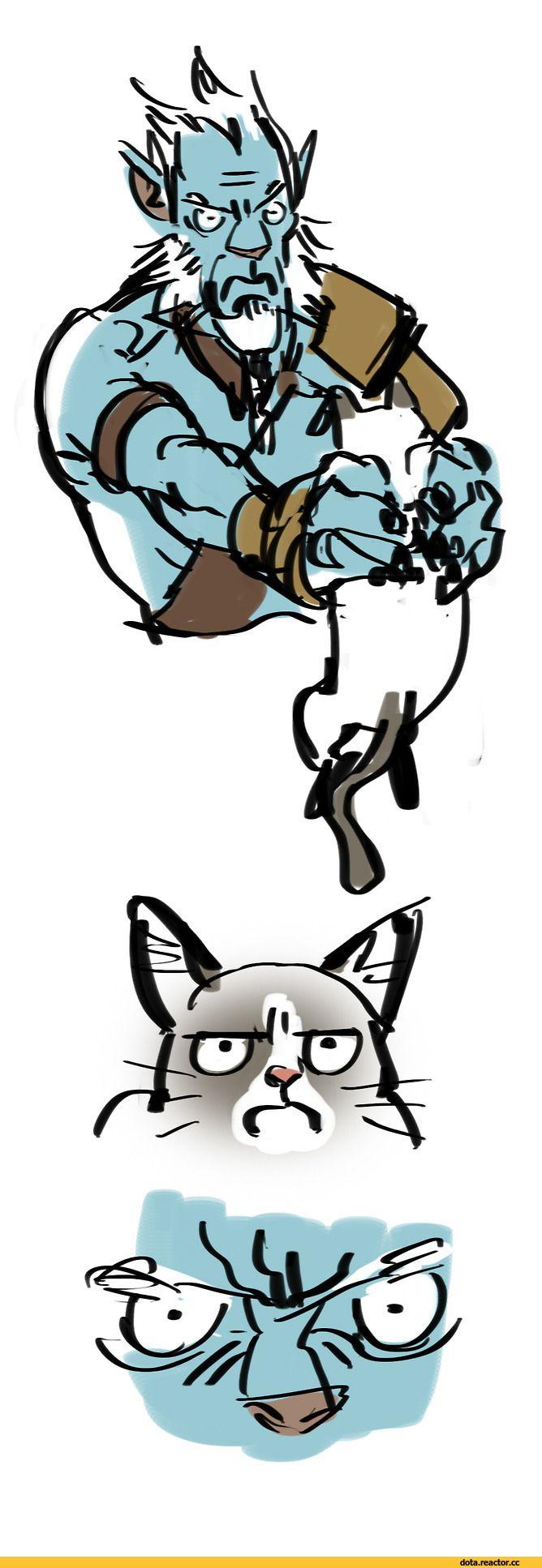 Phantom Lancer,Dota,фэндомы,Dota Comics,песочница