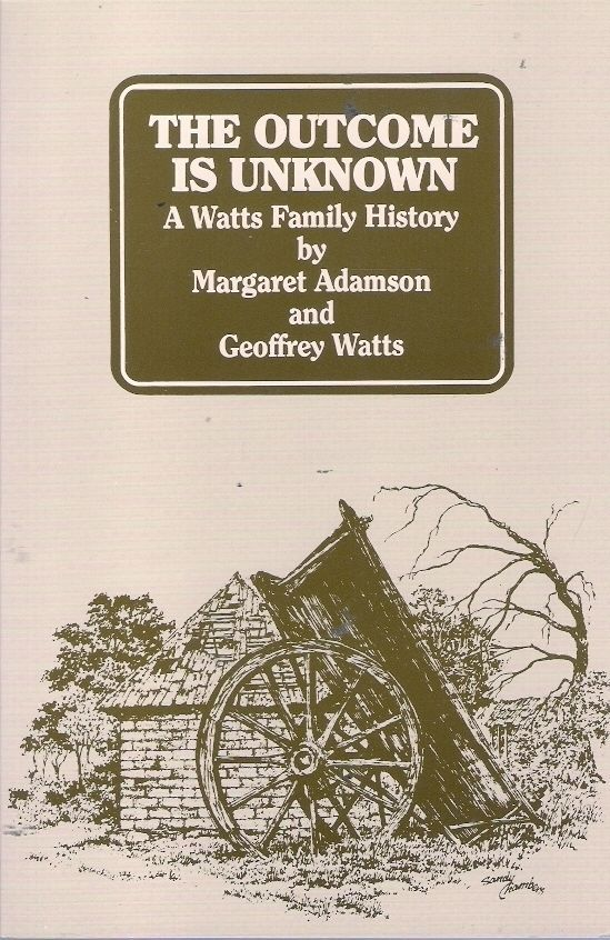 WATTS FAMILY HISTORY. The year is 1830, and 2 young people arrive in the Swan River Colony: Amelia Blagg & George Steman Watts. The two meet and marry just 2 years after the Colony's inception. Their life together is one of pioneering, discovery, joy at the birth of their 12 children, sadness at the premature death of half of them, and fulfilment at the end of long, hardworking lives.