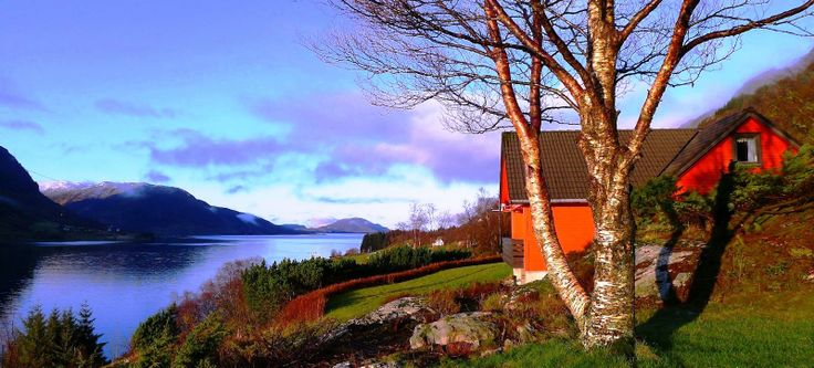 Stongfjorden Paradis
