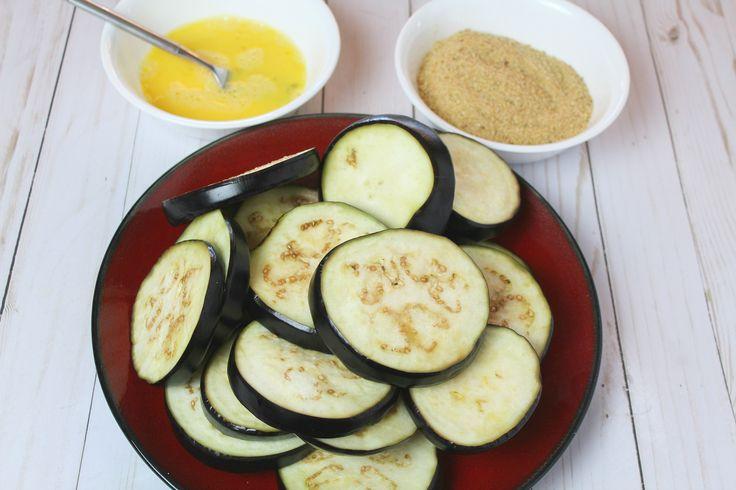 Easy Eggplant Parmesan   Baked Eggplant Recipe   Baked Eggplant Parmesan Recipe   Easy Eggplant Parmesan