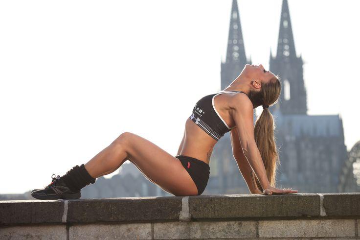 Marina Yakubova - Brand Athlete Photo by Claus Willemer