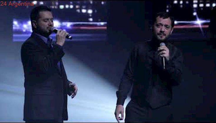 Lucas Sugo ft Jorge Rojas - No saber de ti