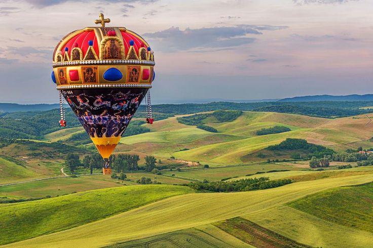 Szent Korona Ballon