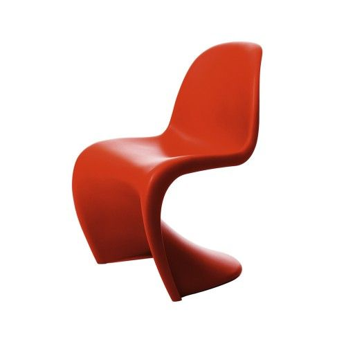 Best 25 panton chair ideas on pinterest vitra chair eclectic ceiling tile - Who designed the panton chair ...