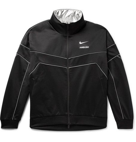 92394b7d5852 NIKE AMBUSH REVERSIBLE TECH-JERSEY AND SHELL TRACK JACKET. #nike #cloth