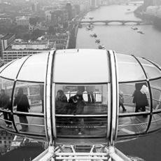 Nr. 1 úti cél: London