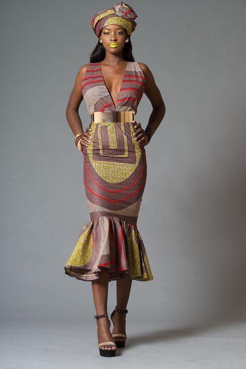Be on Trend: Fabulously Chic & Classy Ankara Styles - Wedding Digest Naija