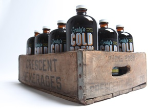 Gotta try some of this...: Smooth Coffee, Brew Iced, Grady S Cold, Package Design, Iced Coffee Concentrate, Gradys, Cold Brew