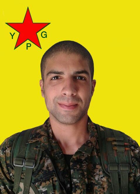 William Savage American ypg fighter R.I.P