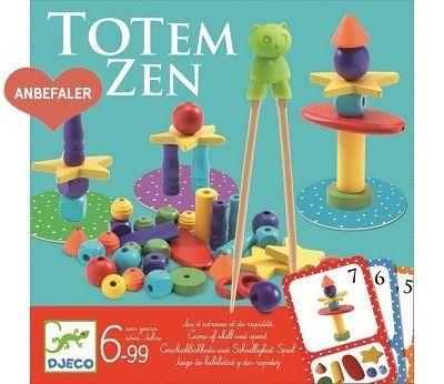 Tankespill, Totem Zen