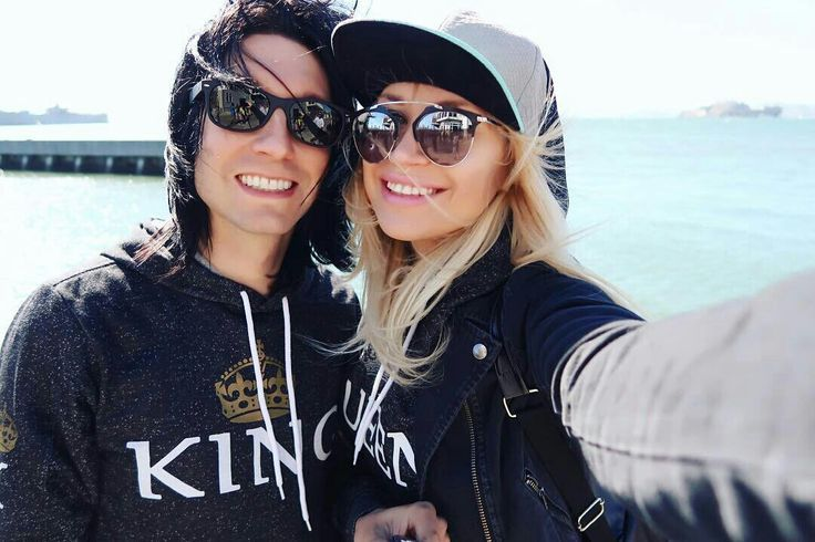 Jake Pitts and Inna