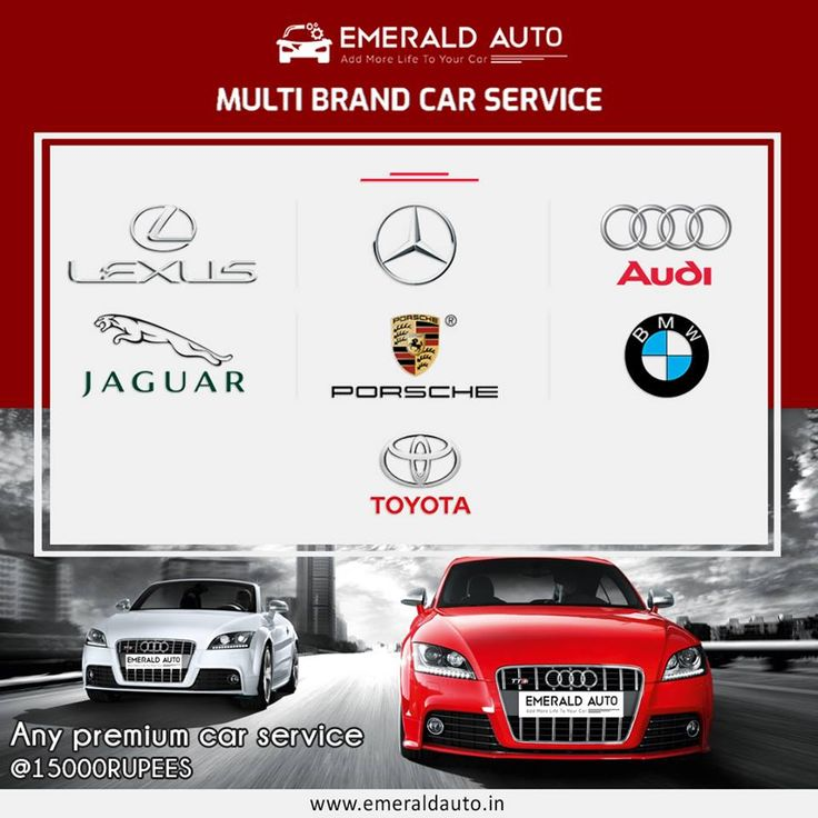 Get your luxury car serviced by us free pick up drop