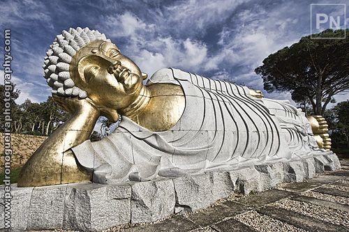 Buddha Eden Garden - Jardim Oriental - Quinta dos Floridos - Bombarral-Portugal  por Pedro Nogueira.