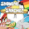 Snowball Sanchez is a 3D collect em up