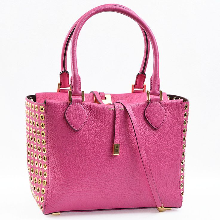 Michael Kors Miranda Grommet Tote. Genuine Michael Kors handbags - discount  prices. Shop store display bags, slightly imperfect and even pre-owned and  ...