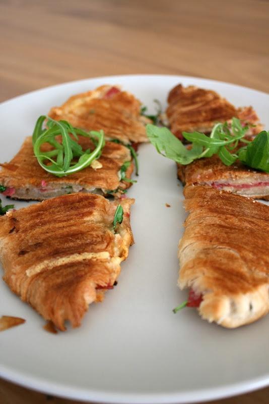 how to make a good panini