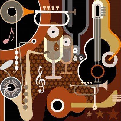 #pianosoftware Abstract Musical Instruments