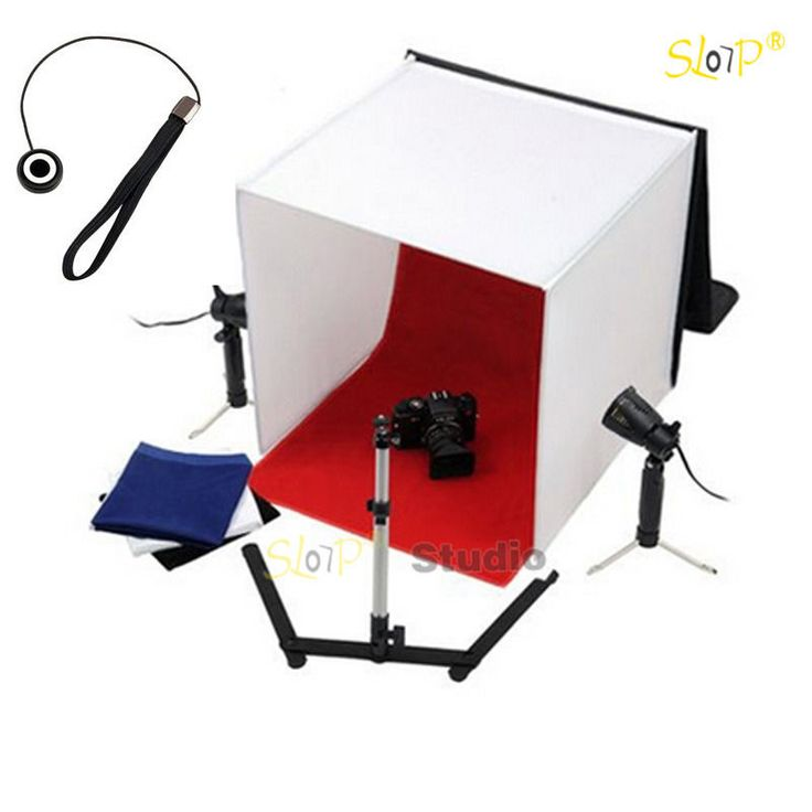 16in Studio in a box photo tent product shot still life photography lighting kit in Cameras & Photo | eBay
