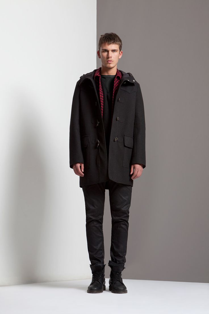 Lookbook Fall Winter Man Collection 2014/15