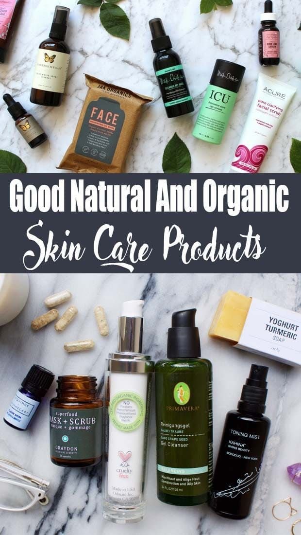 Natural Skin Care Products In 2020 Organic Skin Care Paraben Free Products Natural Skin Care