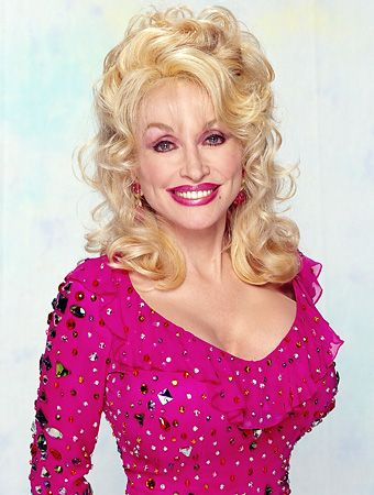 """I would never stoop so low as to be fashionable"" -- Dolly Parton."