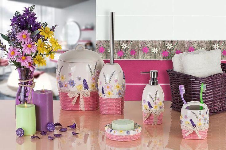 Primanova  Fiyonk 5 Parça Banyo Seti, banyo seti, banyo seti modelleri, banyo seti çeşitleri, banyo seti fiyatları, fiyonk banyo seti, 5 parça banyo seti, ucuz banyo seti, şık banyo seti, güzel banyo seti