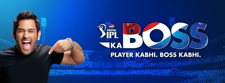 The only one who can check-in at the VIP box! #PepsiIPLVIPBoxRace Enter code - IPL Ka Boss