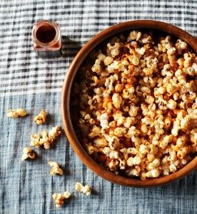 Smoked Paprika Popcorn / Eat Your Greens