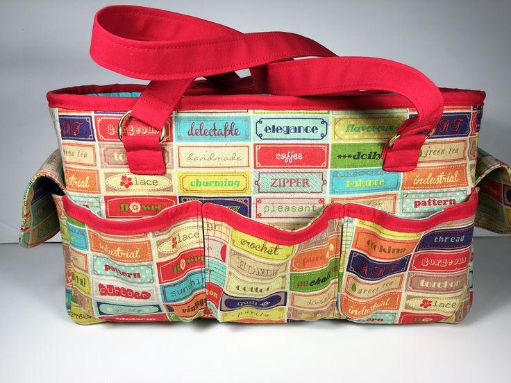 26 besten Free Bag Patterns Bilder auf Pinterest | Taschen nähen ...
