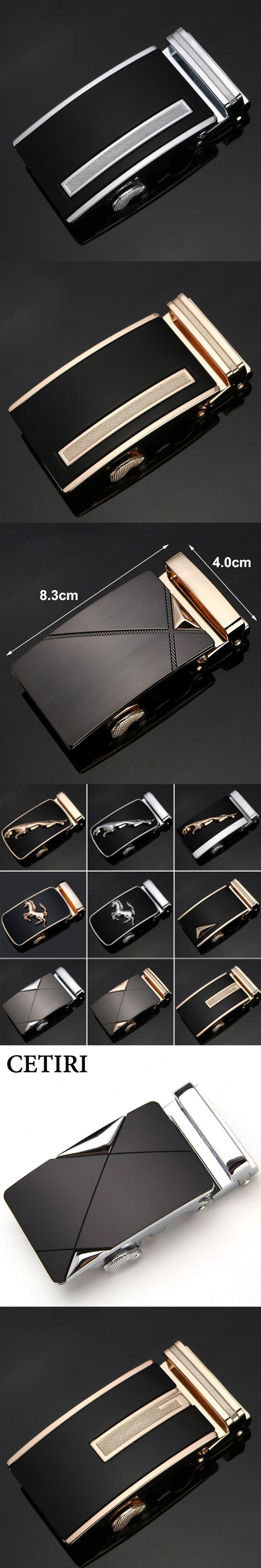 23 Style Luxury Brand Designer Men Belt Buckle Male Kemer Metal Automatic Buckle Heads High Quality Gold Horses Buckles