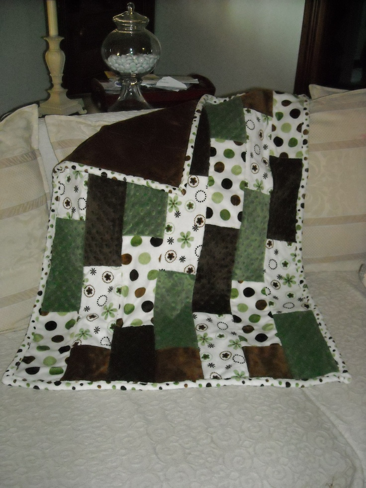 Oliver S Minkie Brick Quilt Quilts Quilt Patterns Baby