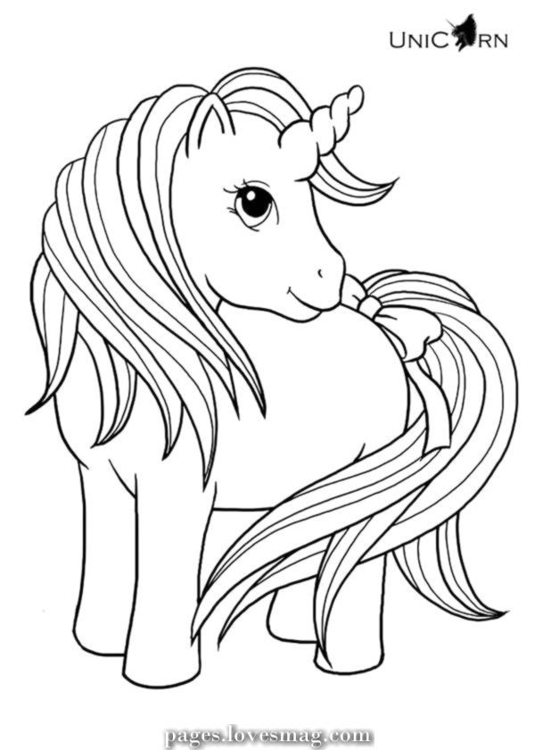 A Actually Cute Woman Unicorn Coloring Web Page Coloring Cute